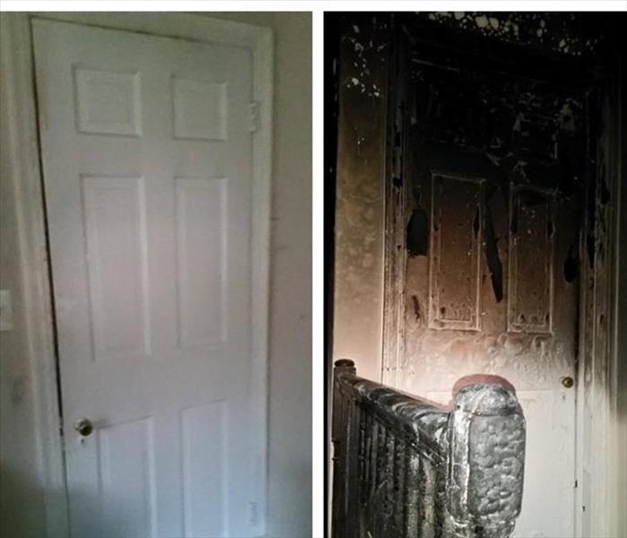 Do You Sleep With Your Bedroom Door Open At Night SERVPRO Of Fenton Adorable How To Open A Bedroom Door